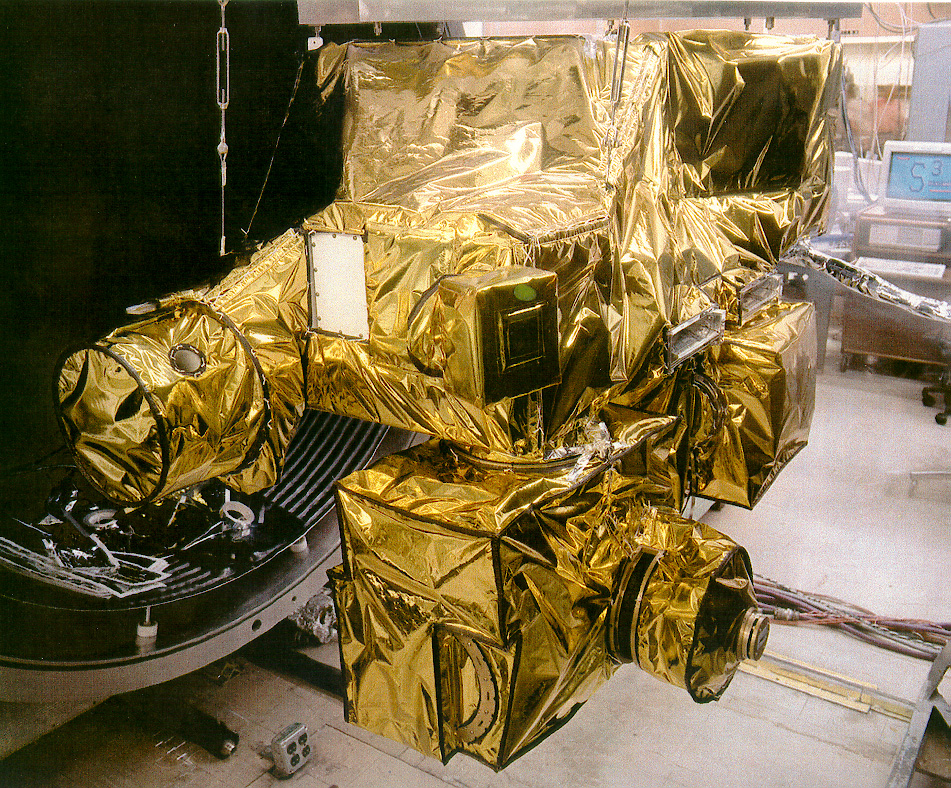 Cassini Spacecraft Design at The Cassini Spacecraft