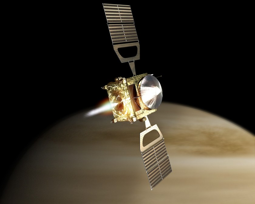 first spacecraft to venus real life - photo #13